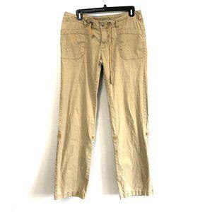 3/$25 SALE North Face Khaki Nobel Stretch Pants